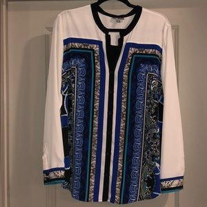 Stunning JM Collection Blouse